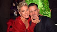 Pink, Carey Hart toast 14th wedding anniversary: 'So many years, so many hairstyles'