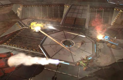 Red Faction Battlegrounds review: Get your half-ass to Mars