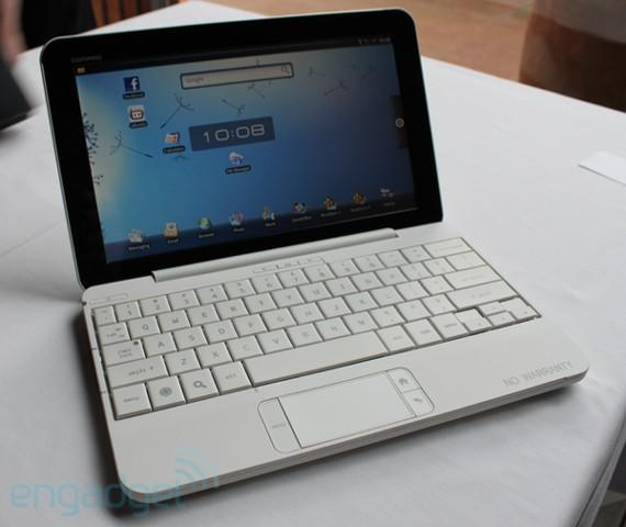 Compaq AirLife 100 hands-on