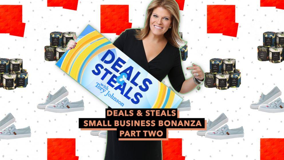 'GMA' Deals and Steals small business bonanza