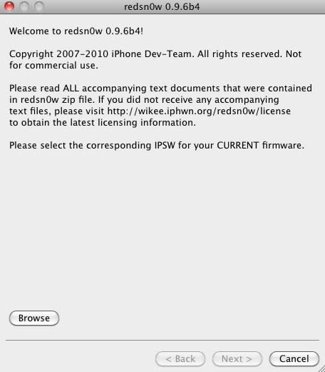 iOS 4.2.1 Jailbreak hits with updated redsn0w
