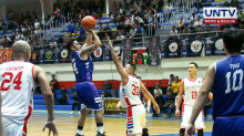 Malacañang-PSC suffers first loss at UNTV Cup 6