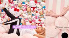 最新Hello Kitty聯乘系列 再次喚醒粉絲們的少女心