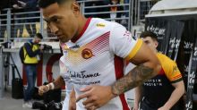 Controversial Folau agrees one-year extension with Dragons