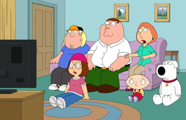 ITV snatches rights to new 'Family Guy' episodes from the BBC