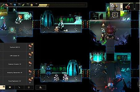 Explore Dungeon of the Endless on October 27