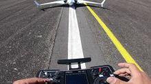 Le prototype d'avion-train Link & Fly réussit son premier vol d'essai