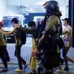 Hong Kong Police Trap Student Protesters at University, Demand they 'Drop Their Weapons' and Surrender