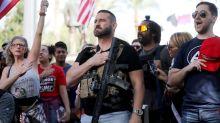 US-Präsidentschaftswahl: Die Milizen halten sich zurück