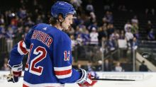 How Julien Gauthier went from workout warrior to ascendant Rangers winger