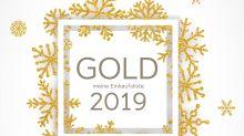Gold: Die vier Prognosen für 2019