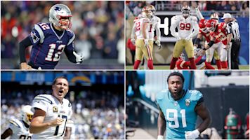 Slide for QBs after Brady & Rivers signings - How free agency's biggest dominoes changed the NFL Draft
