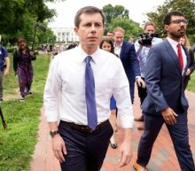 Democrat Buttigieg cancels campaign events after South Bend shooting
