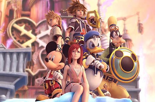 Report: Kingdom Hearts 3 jumps to Unreal Engine 4