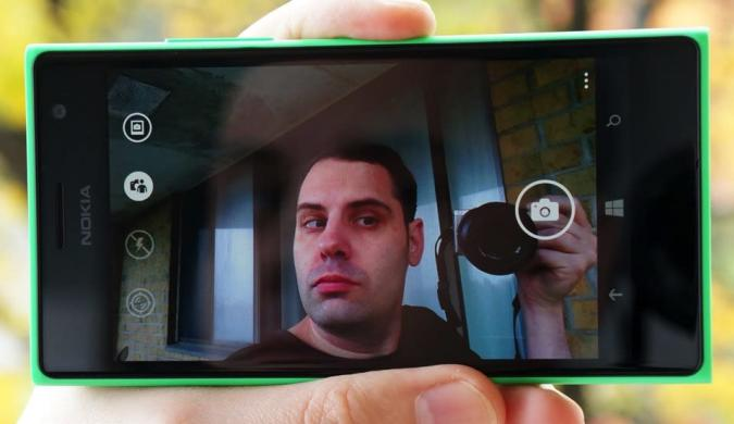 Nokia Lumia 735 review: more than just a selfie phone