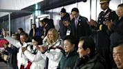 Ivanka Trump claps for both North and South Korean Olympians at Closing Ceremony