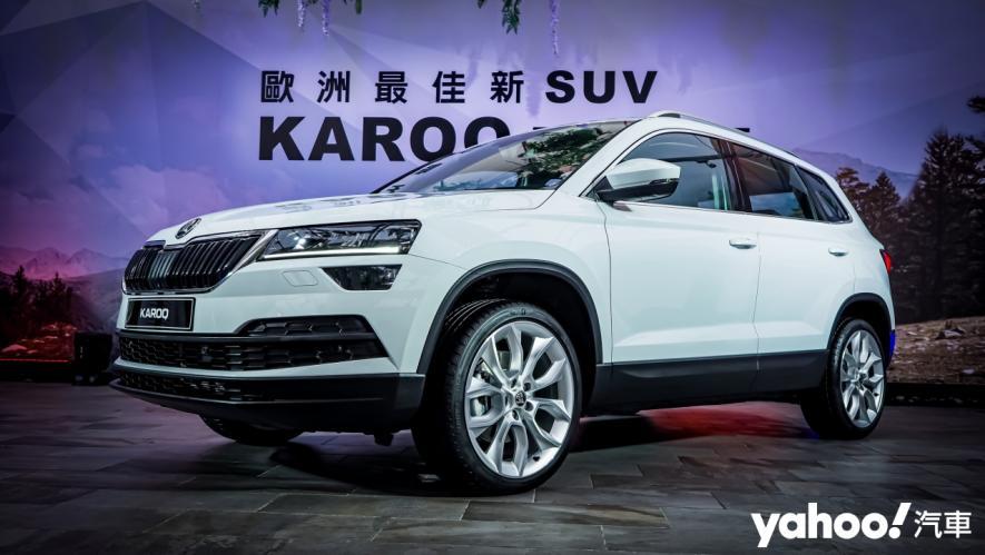 熊熊家族終於到齊?2021 Škoda Karoq黑熊特仕版正式上市! - 1