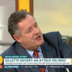 Piers Morgan and men's rights activists upset at 'emasculating' new Gillette advert