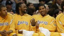 Basket - NBA - Finale - Finale NBA: Ronny Turiaf en trait d'union entre les les Los Angeles Lakers et le Miami Heat