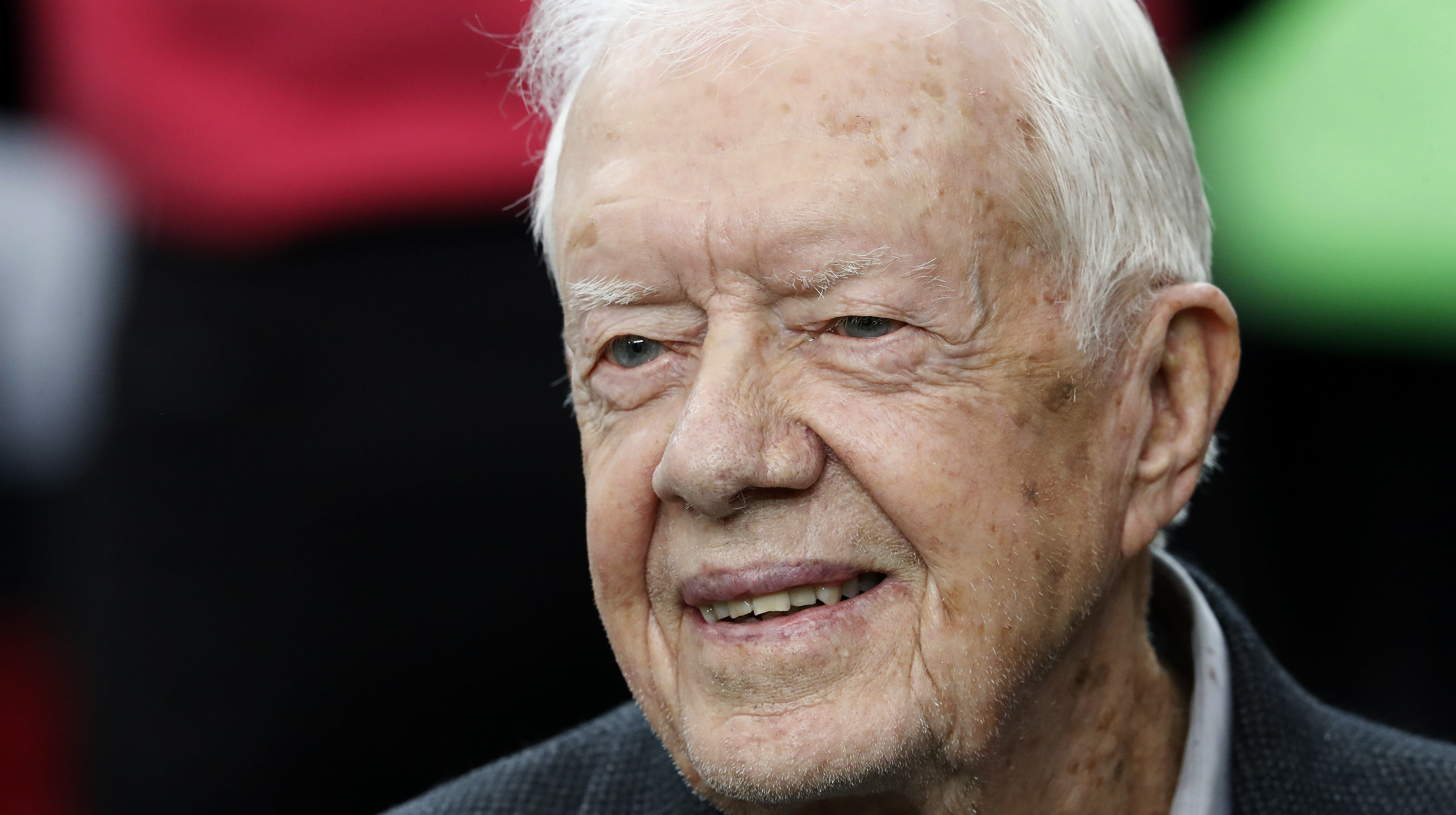 Jimmy Carter Says Brett Kavanaugh 'Unfit' To Serve As Supreme Court Justice