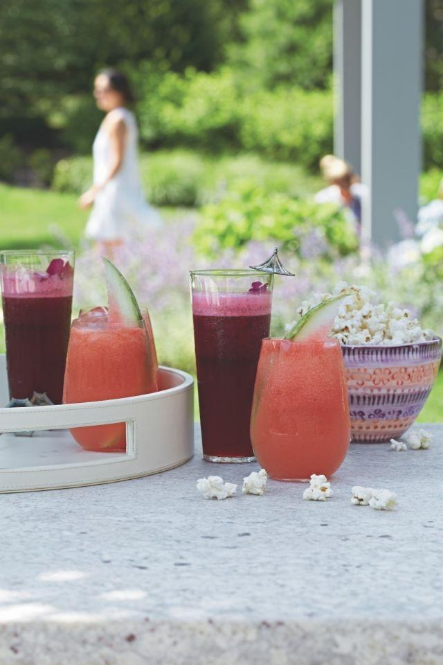 Food network star katie lee shares her blueberry daiquiri recipe forumfinder Image collections