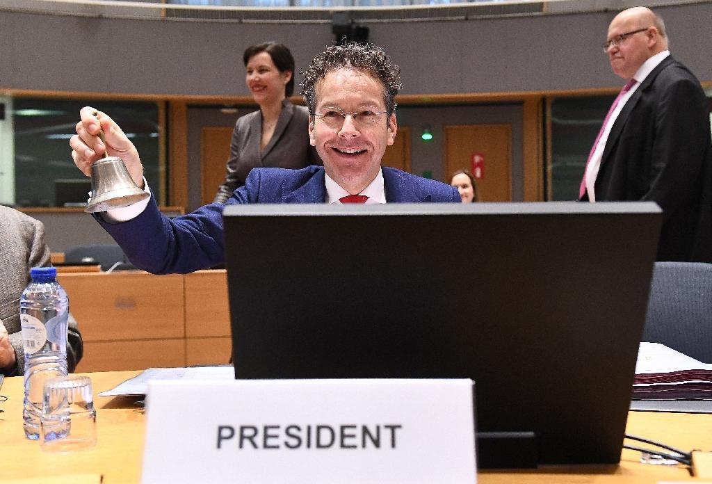 Former Eurogroup President Jeroen Dijsselbloem says the euro currency is a source of stability in the face of rising populism
