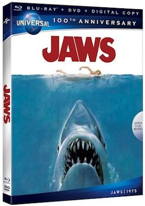 Jaws debuts on Blu-ray August 14th remastered and upmixed (video)