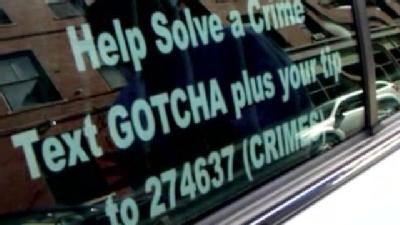 Portland Police Activate 'Text-A-Tip' Line