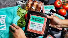 Impossible Foods starts selling in Walmart and expands distribution of its new sausage product