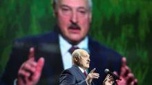 Lukashenko abruptly sworn in for new presidential term in Belarus