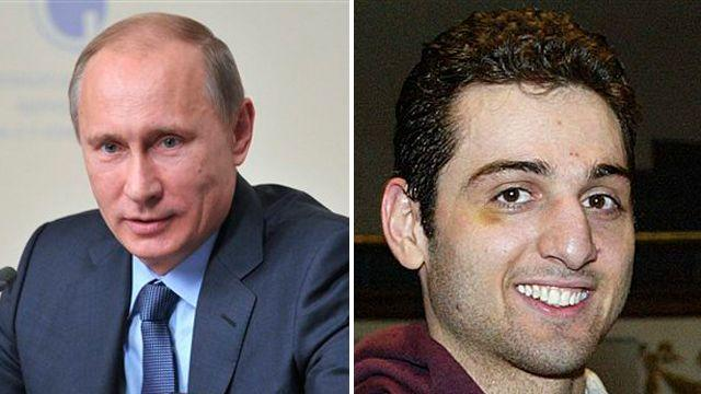 What did Russia know about Tsarnaev's visit to Dagestan?