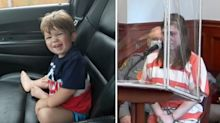 Mum's courtroom confession after son dies in car while she partied