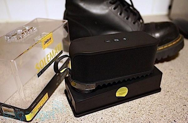 Jabra's $200 Solemate portable Bluetooth speaker wants to kick the Jambox aside