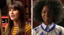"""""""Hiciste que fuera un infierno"""", la denuncia de una actriz afroamericana de 'Glee' contra Lea Michele"""