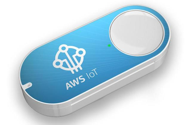 Program Amazon's new Dash button for tasks, not products