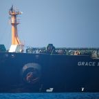 Gibraltar decides to free seized Iranian tanker; U.S. seeks to hold it