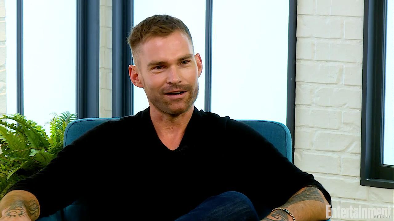 Who Does Seann William Scott Dream About Naked? Will