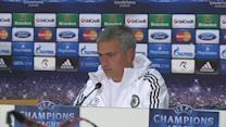 Mourinho talks of Steaua Bucharest and team selection