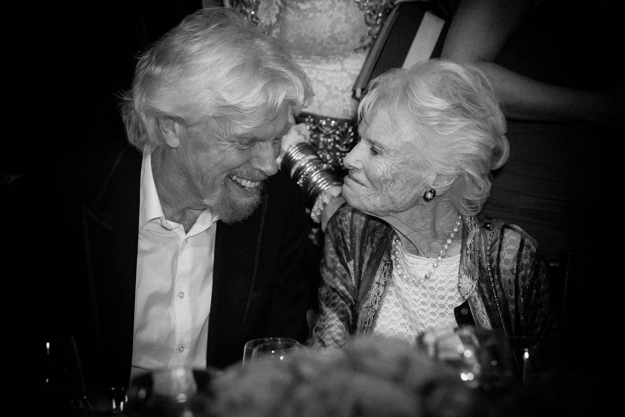 Richard Branson's mom taught him this valuable lesson that ...