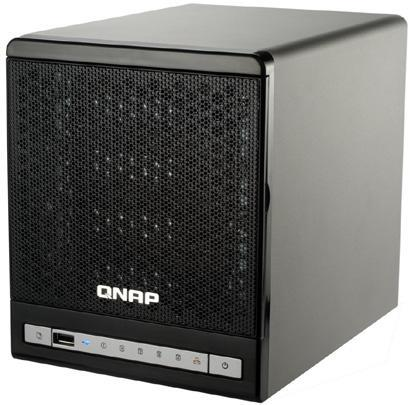 QNAP gets official with TS-409 Pro Turbo NAS