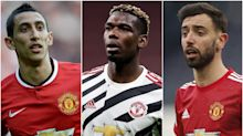 A season-by-season look at Manchester United's spending since last title triumph