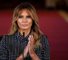 Melania Trump reportedly asked a staffer to write her thank you notes to White House residence employees