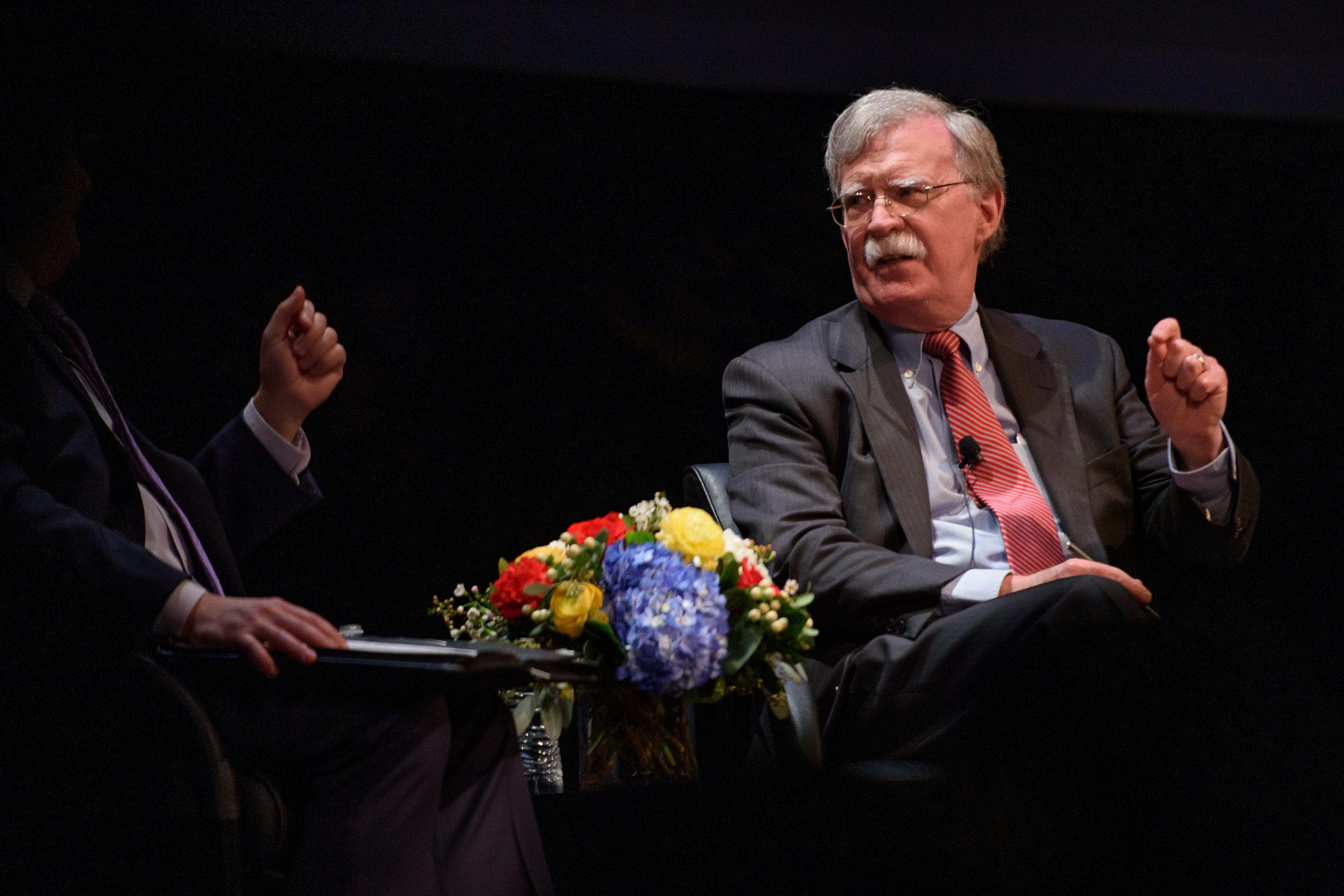 China isn't helping Trump win reelection, as Bolton's book suggests