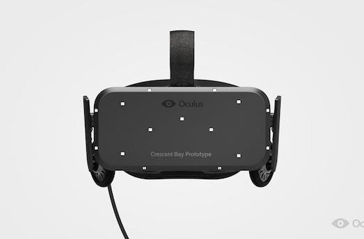 Oculus VR reveals new prototype, Crescent Bay