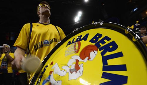 Basketball: US-Guard Gerald Robinson wechselt zu Alba Berlin