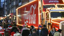 Coca-Cola Christmas Truck tour dates revealed - find out when it's in your area