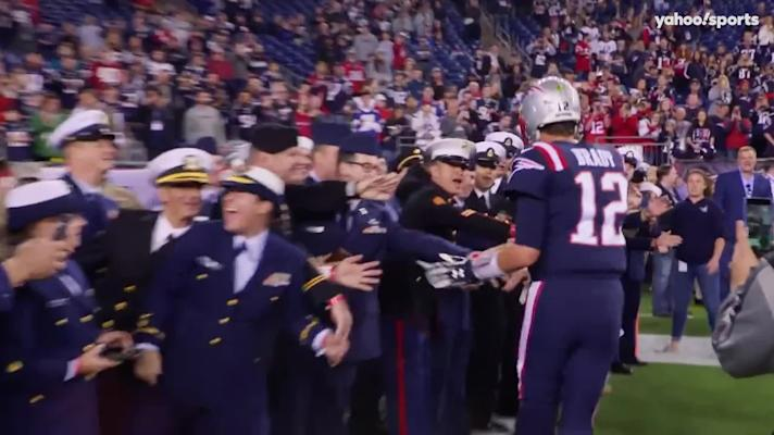 A True Patriot: Joe Cardona's life in the NFL and the Navy