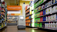 Wal-Mart Is Testing an AI-Powered Robot