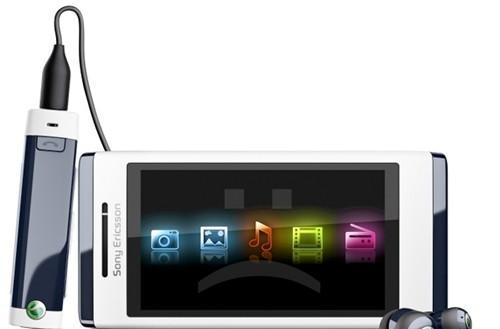 Sony Ericsson posts $299 million Q2 2009 loss, PlayStation-integrated phone (probably Aino) coming Q4