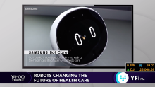 Robots are changing the future of health care